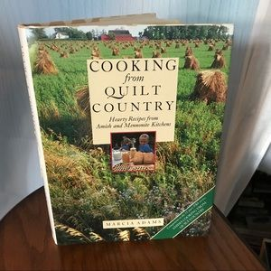 Cooking from Quilt Country - Amish and Mennonite